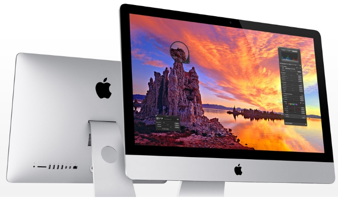 Apple iMac MacStore