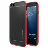 SGP iPhone 6 кейс Neo Hybrid Dante red