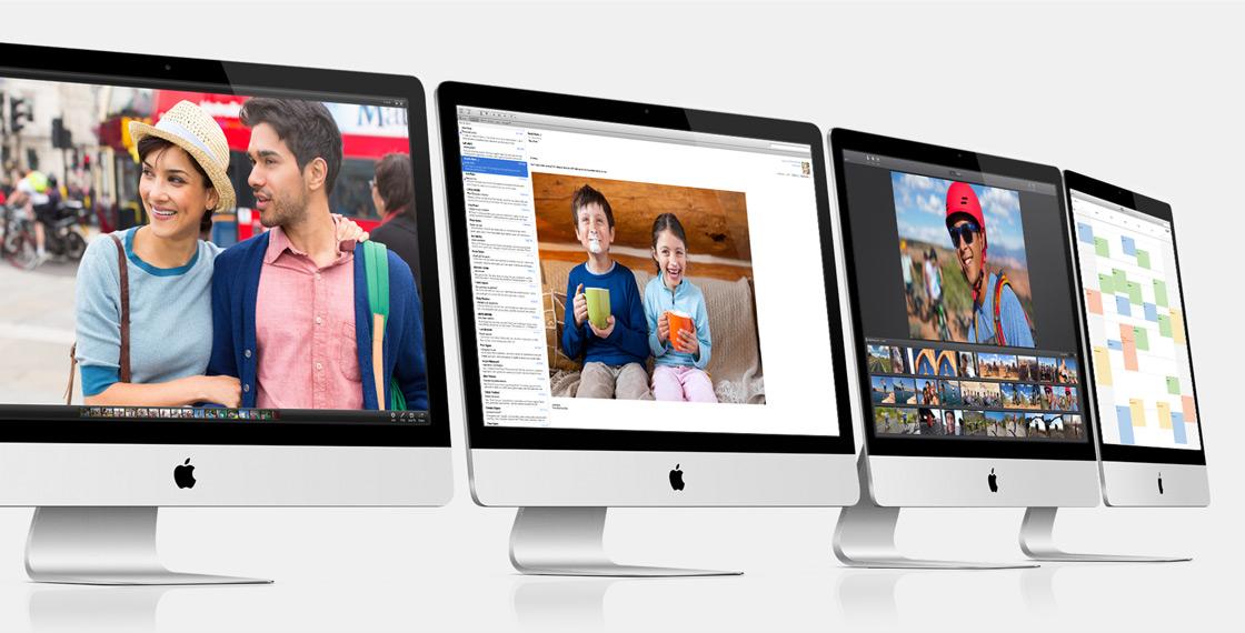 iMac - лучший настольный компьютер в мире, он