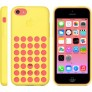 Чехол Apple iPhone 5C Case — Желтый -