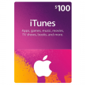 iTunes Gift Card US - $100
