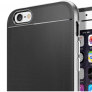 SGP iPhone 6 кейс Neo Hybrid Satin Silver -