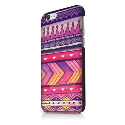 Чехол ITSKINS Pink Hamo для iPhone 6 Чехол - накладка ITSKINS Hamo Pink for iPhone 6